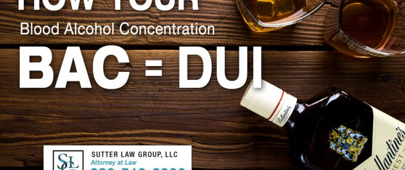 How BAC can translate to a DuPage DUI