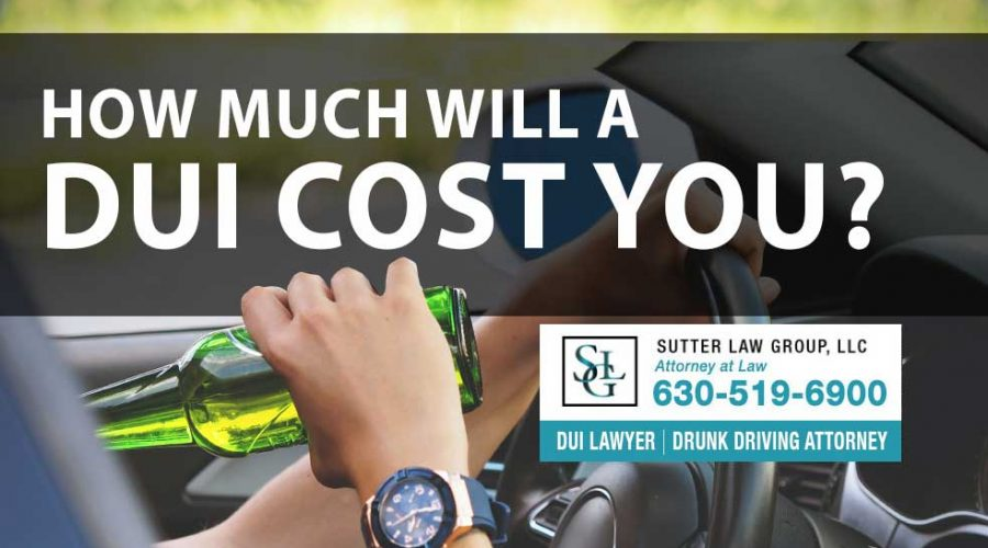 How Much Does a DUI Cost? Breaking Down the Cost of a DUI.